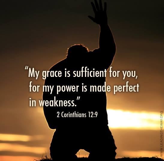 Grace is Sufficient